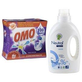 Vaskemiddel, manuel dosering