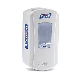 Berøringsfri dispenser til håndsprit