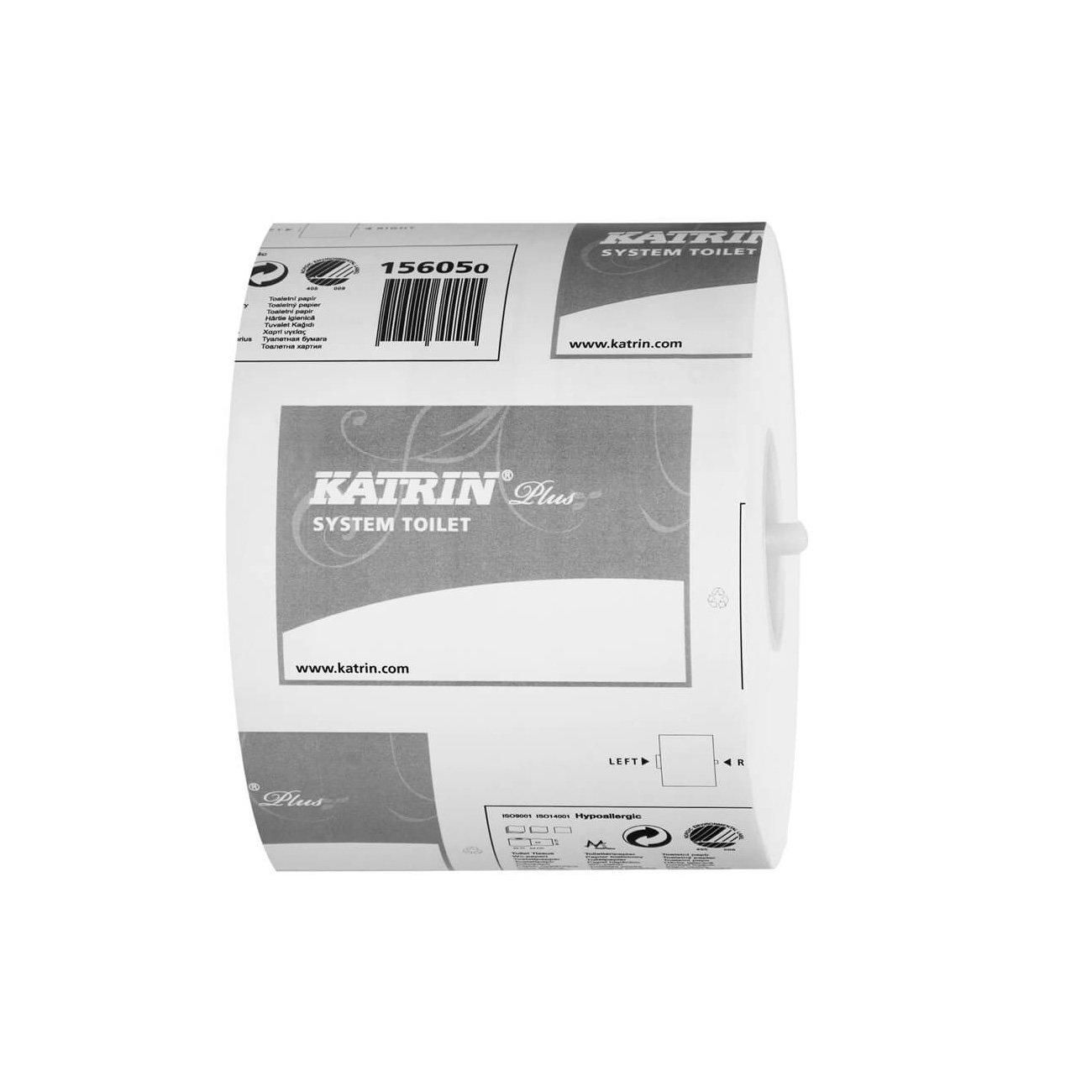 System toiletpapir