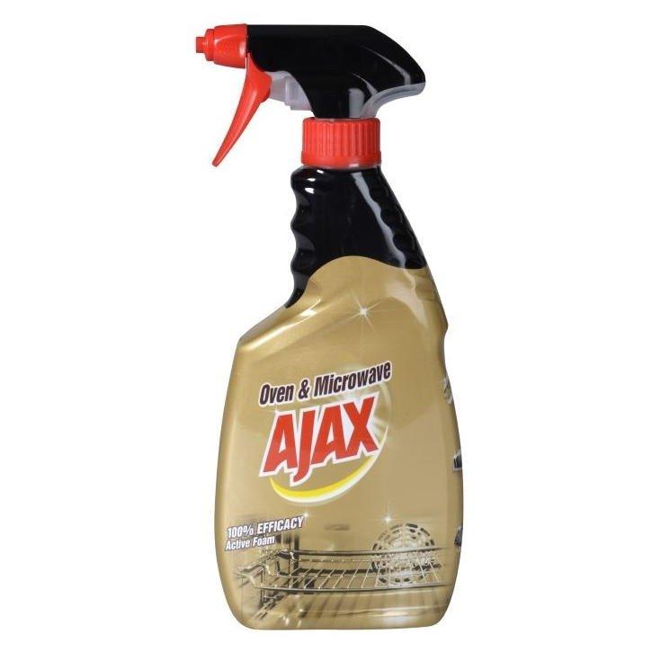 Image of Ajax ovnrens, klar-til-brug, 500 ml