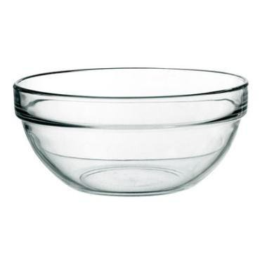 Image of Glasskål, Arcoroc, stabelbar, Ø17 cm, 1,1 L, 6 stk.
