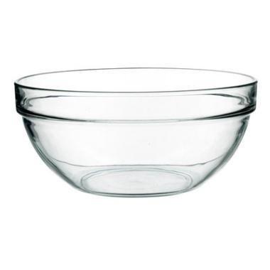 Image of Glasskål, Arcoroc, stabelbar, Ø23 cm, 2,9 L, 6 stk.