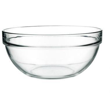 Image of Glasskål, Arcoroc, stabelbar, Ø26 cm, 4,3 L, 6 stk.