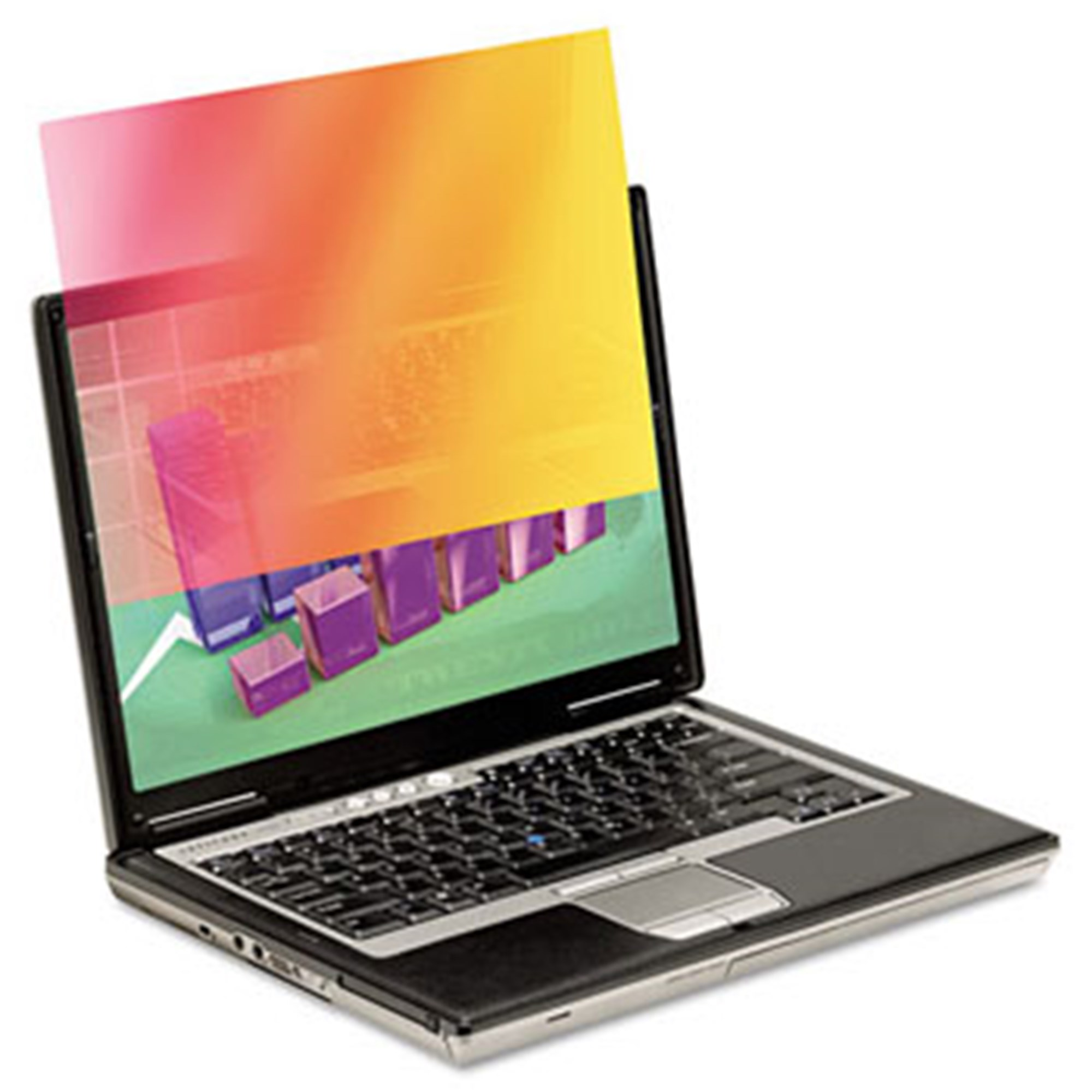 Image of   3M Privacy filter laptop 14,0'' widescreen gold (16:9)