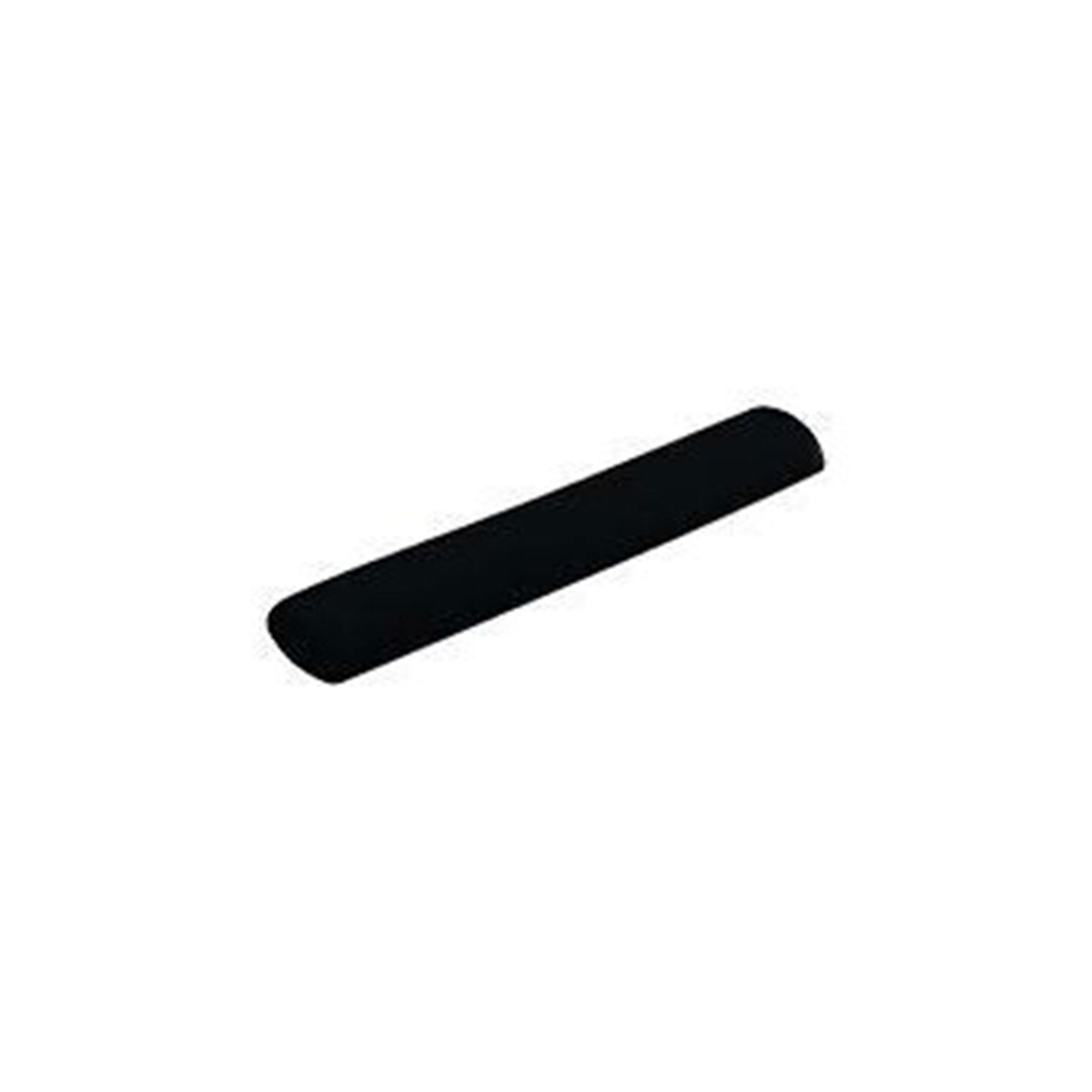Image of   3M underarmsstøtte til keyboard af stof, sort