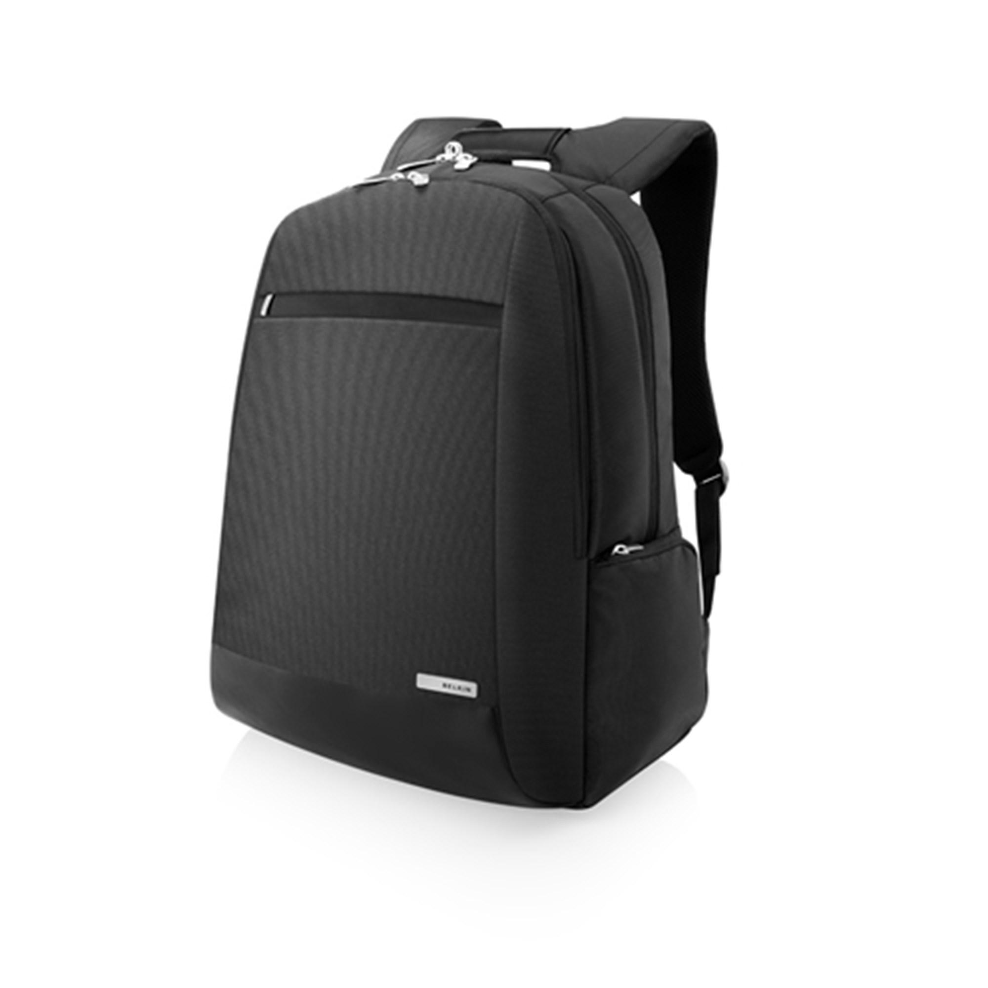 Image of 15,6'' Notebook Backpack Suit Line, Black