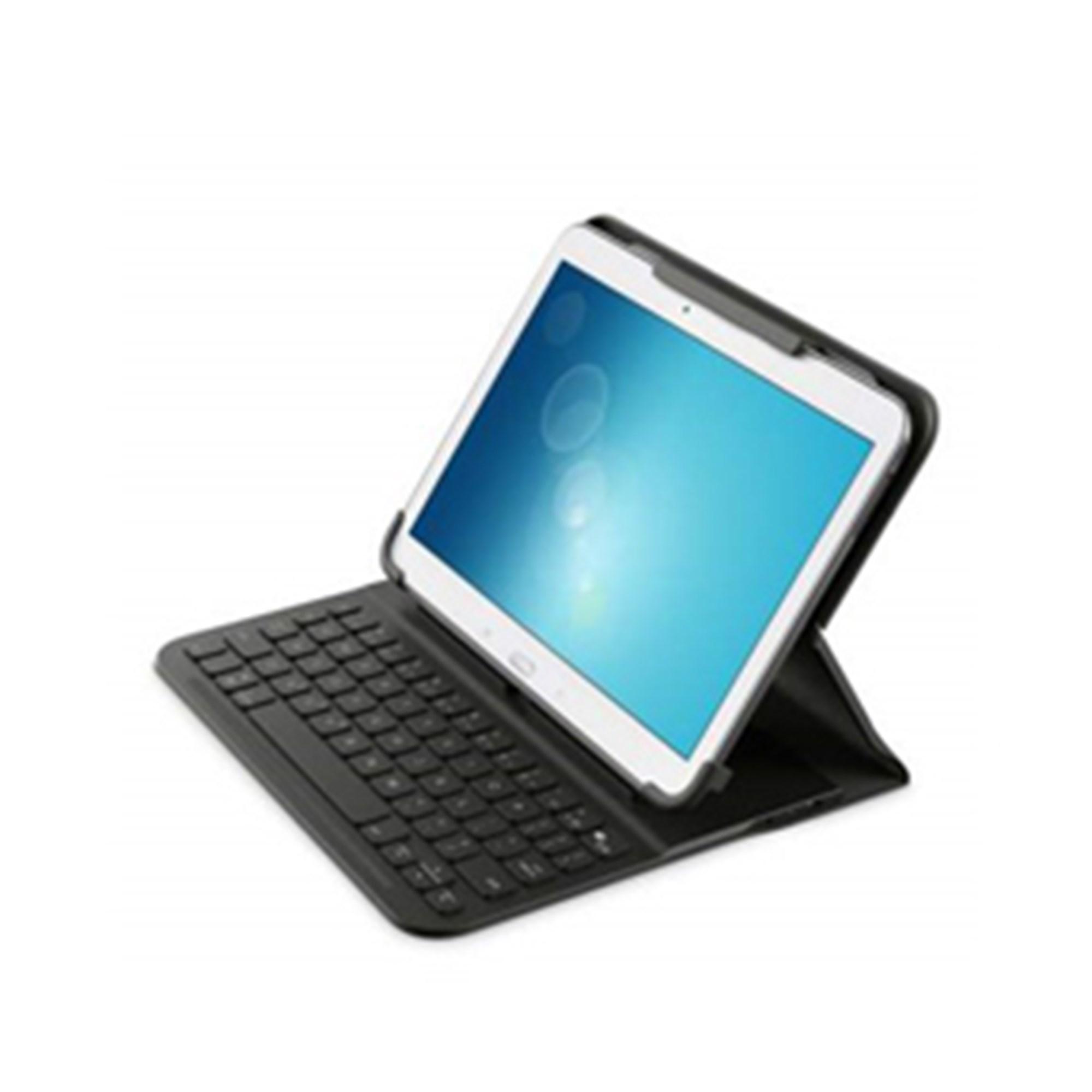 Image of   9,7'' - 10,5'' QODE SlimStyle Keyboard Case, Black (Nordic)