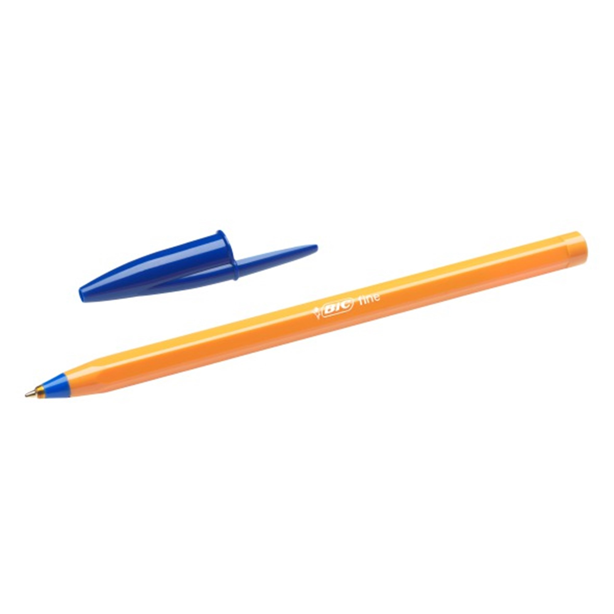 Image of   Bic Orange fine kuglepenne blå - BIC8099221