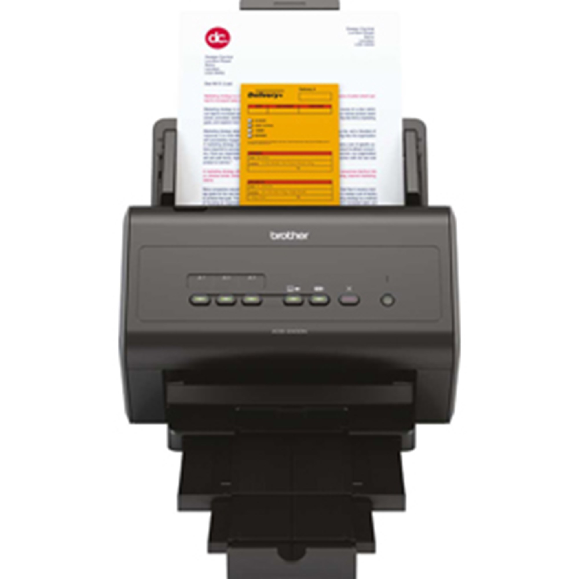 Image of   ADS-2400N professionel colour scanner