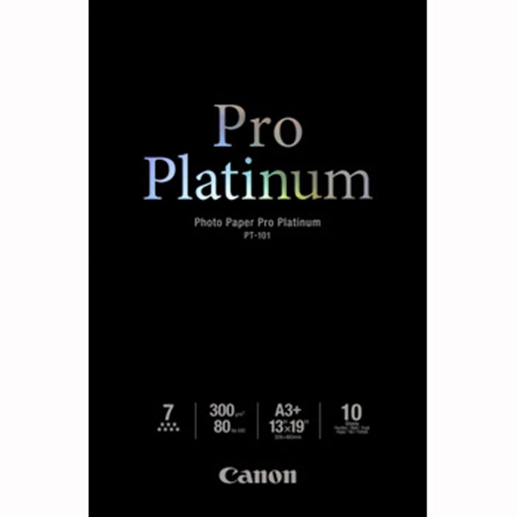 Image of   A3+ Photo Paper Pro Platinum 300g (10)