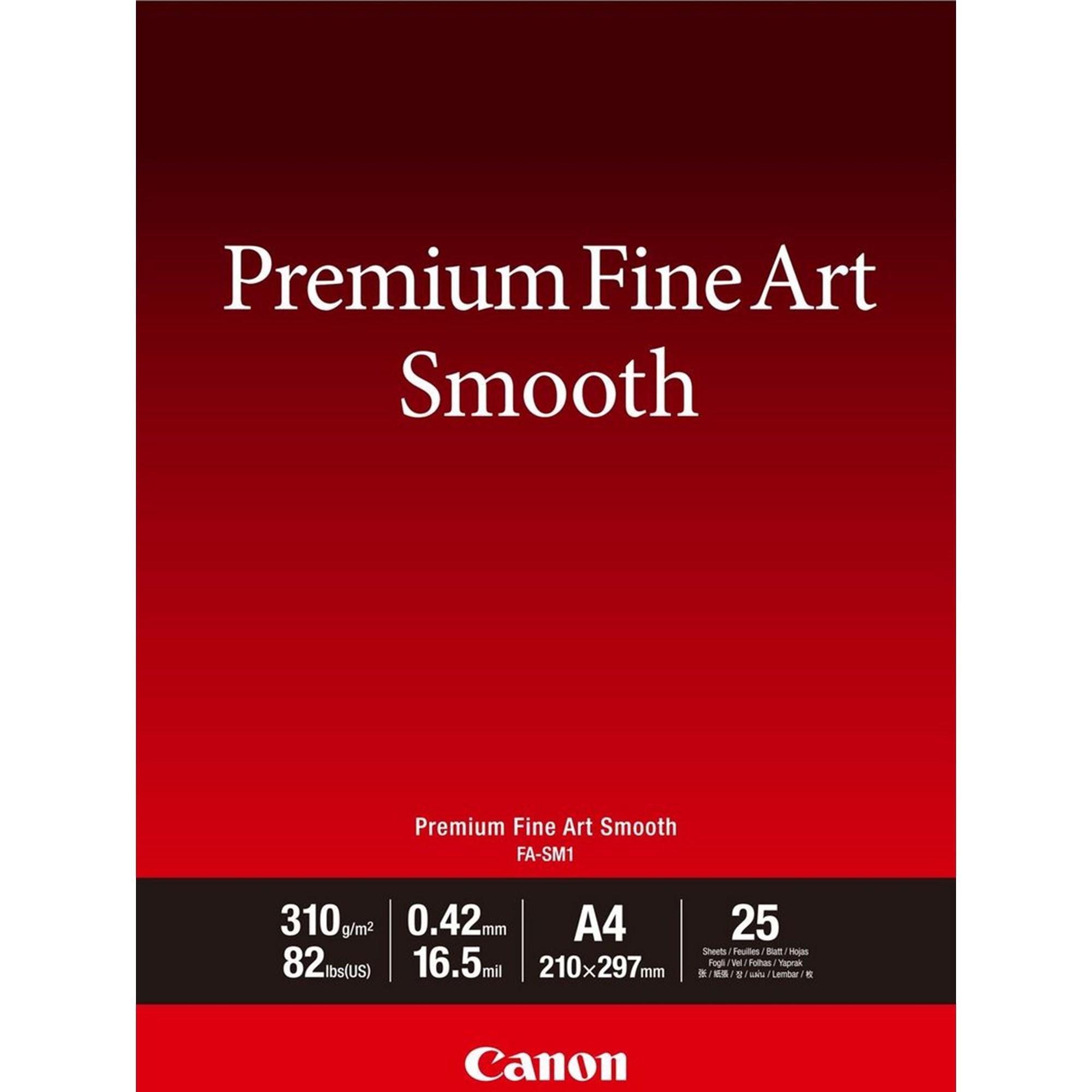 Image of   A4 FA-SM1 FineArt Premium Smooth (25)