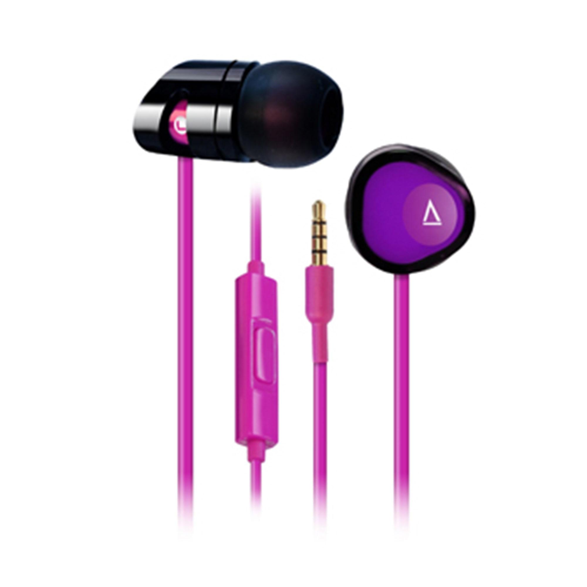 Image of   MA200 In-Ear, Black/Purple (TILBUD) - CRT0111