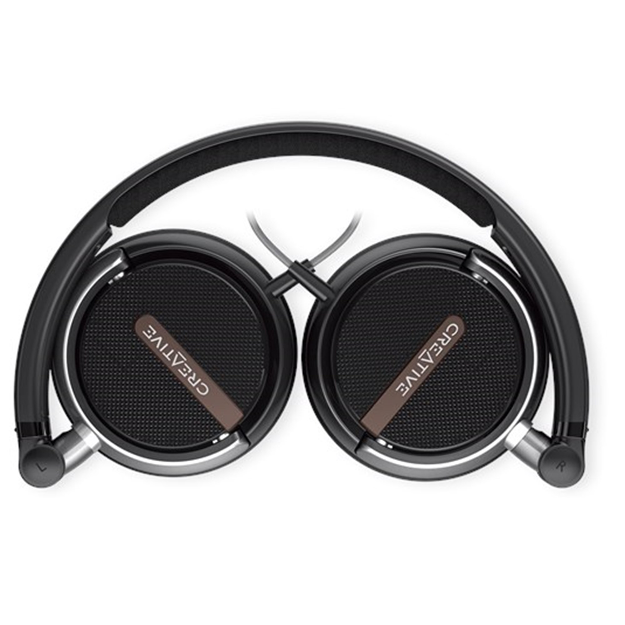 Image of   Headset Flex Over-Ear, Black - CRT0141