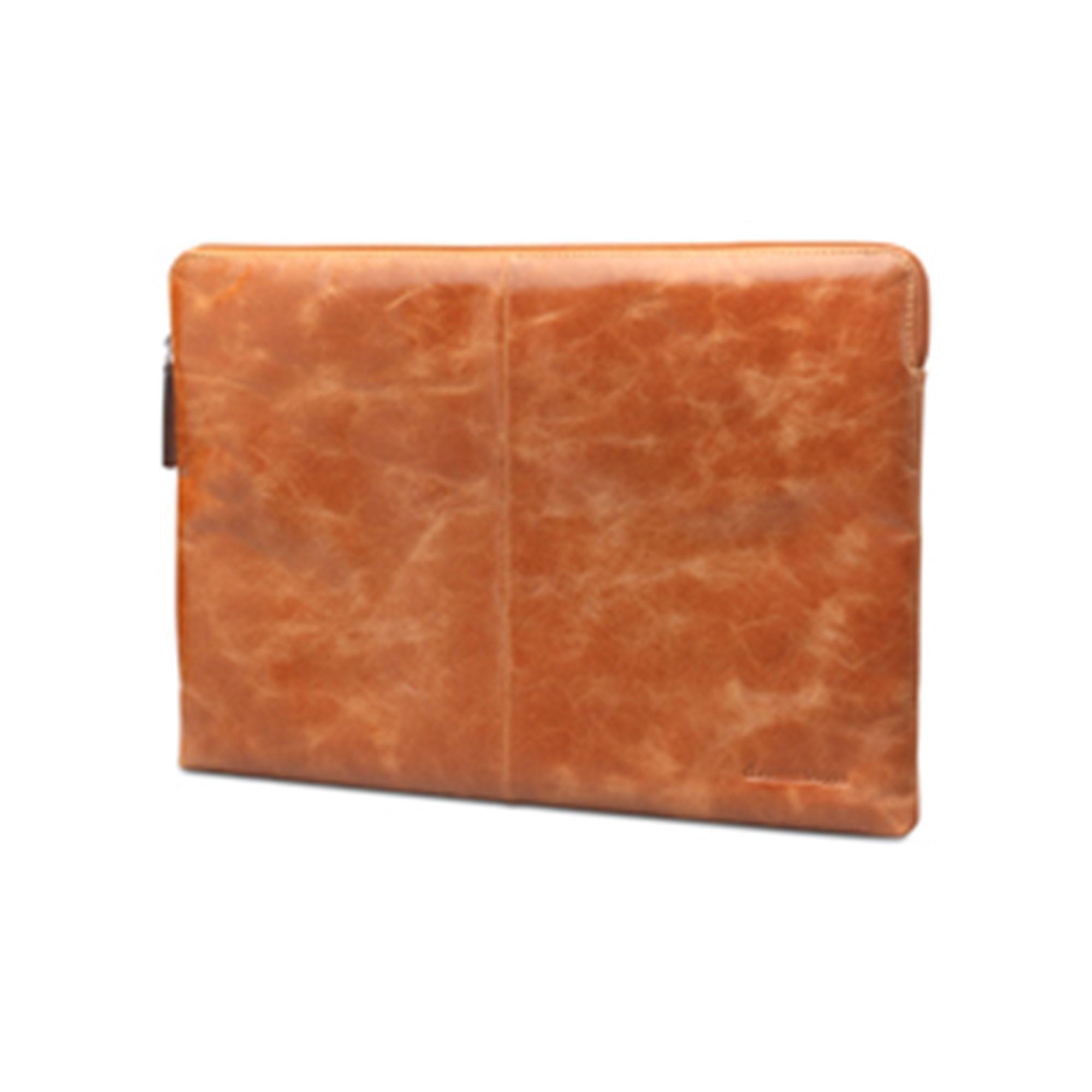 Image of 14'' MacBook Case Skagen, Golden Tan