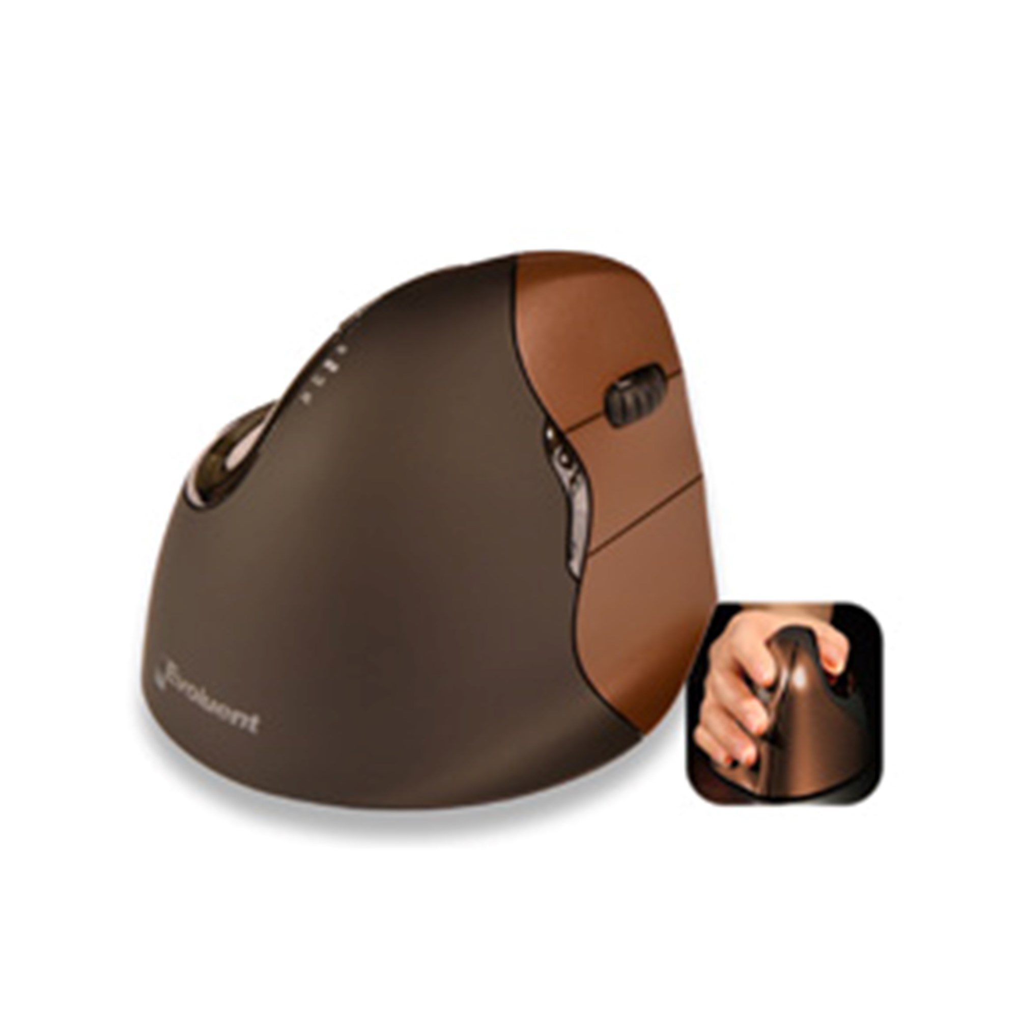 Image of   Evoluent VerticalMouse 4wirelessright hand small