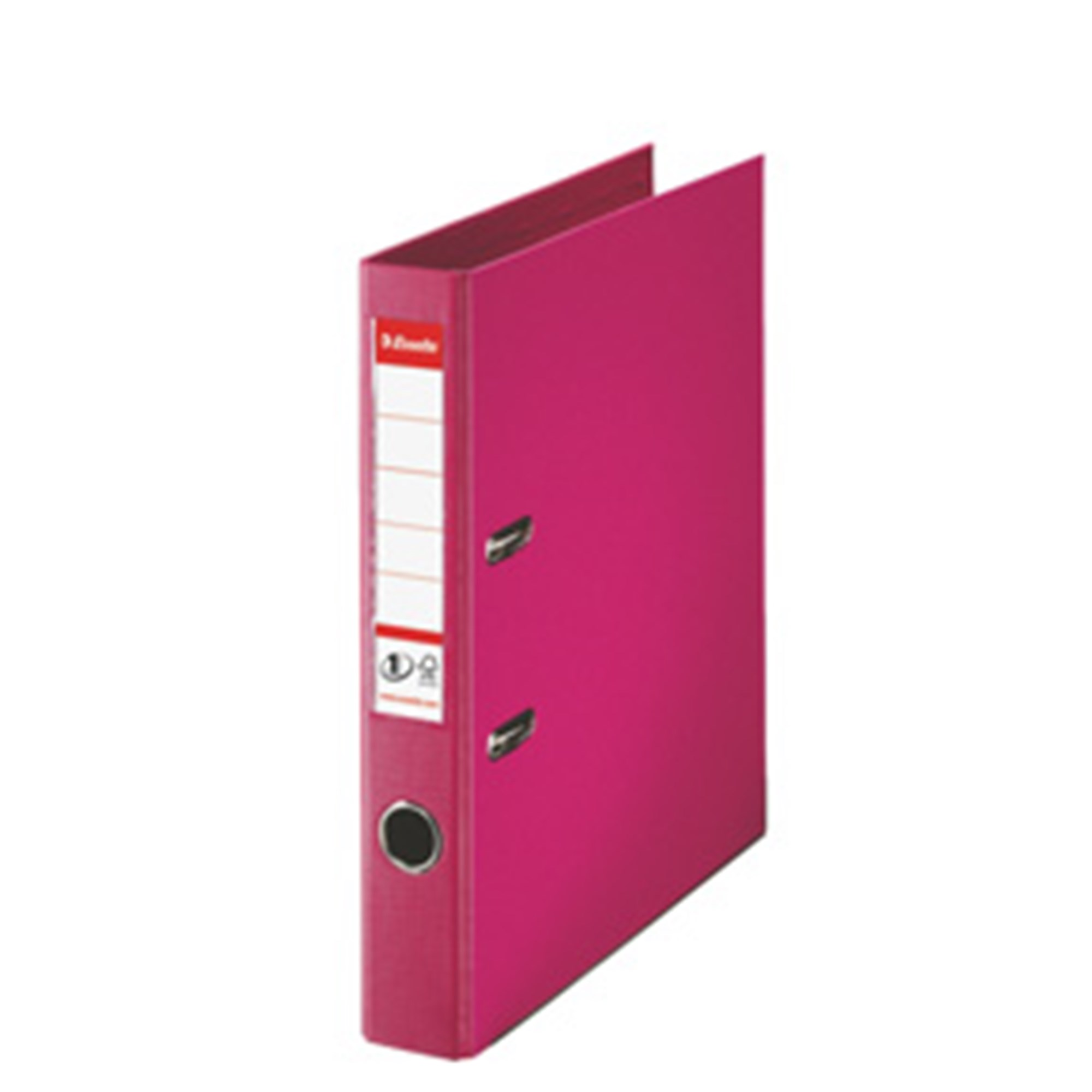 Image of   Brevordner No1 Power PP A4 50mm fuchsia