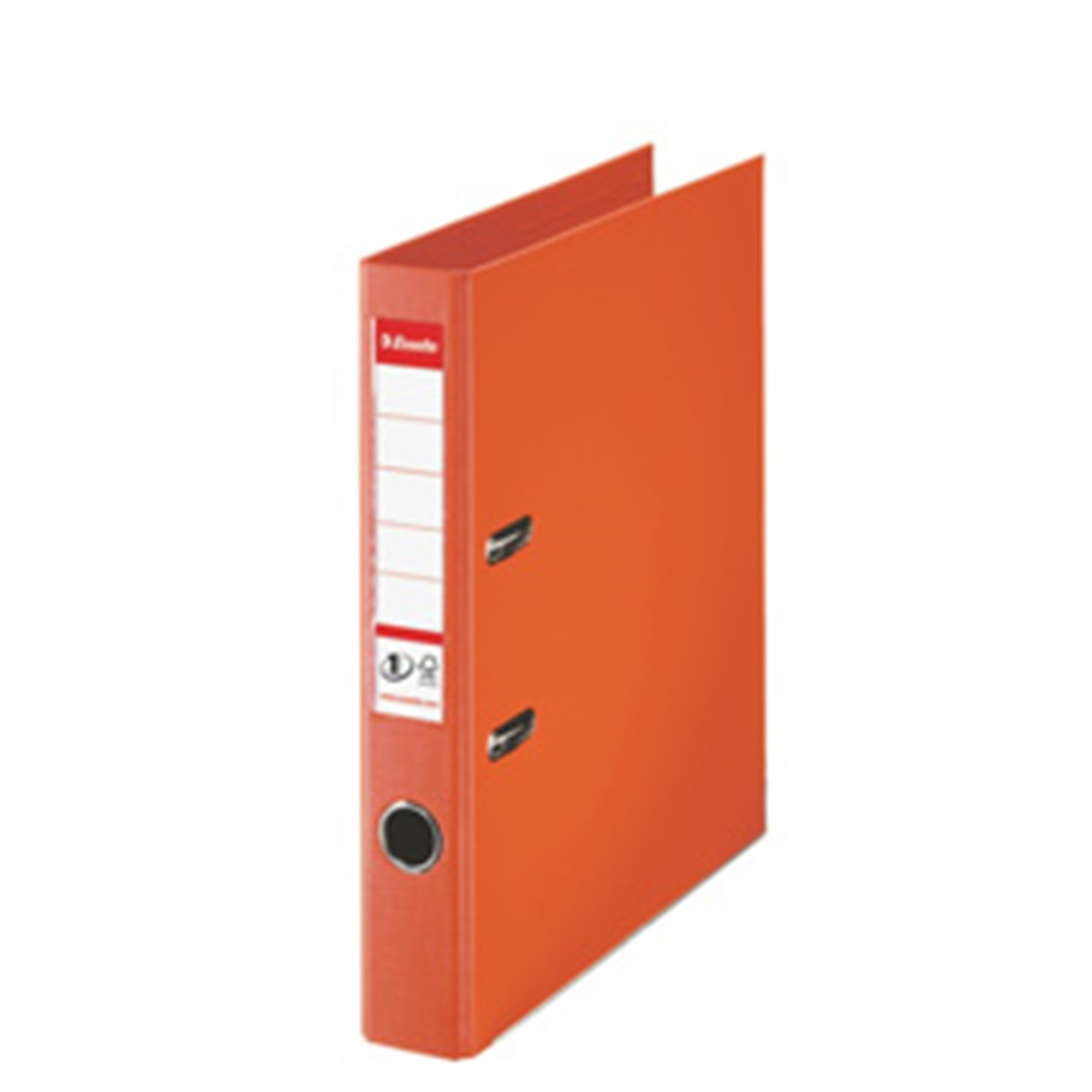 Image of   Brevordner No1 Power PP A4 50mm orange