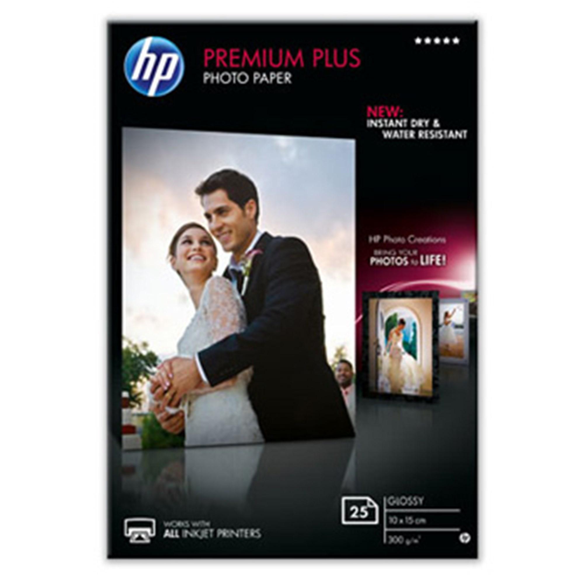 Image of   10x15 Premium Plus glossy 300g (25)