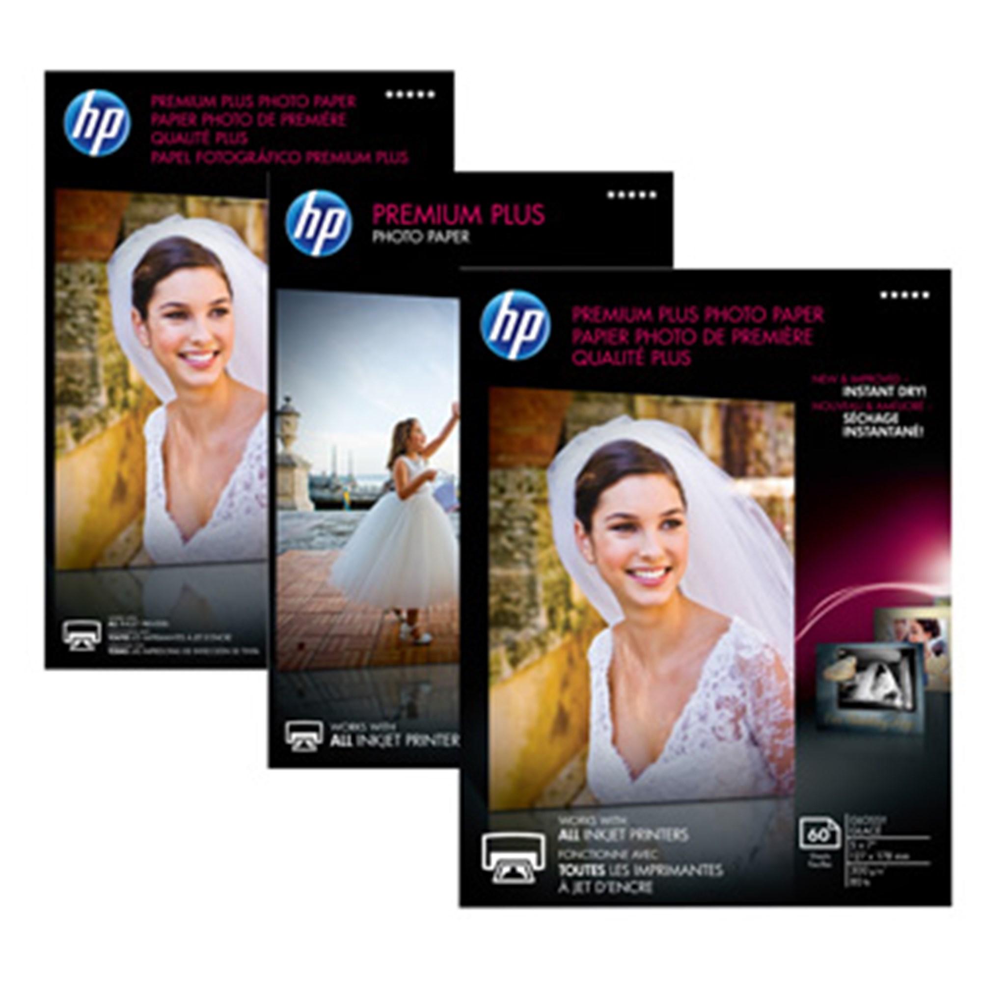 Image of 10x15 Premium Plus glossy 300g (50) - HPCR695A
