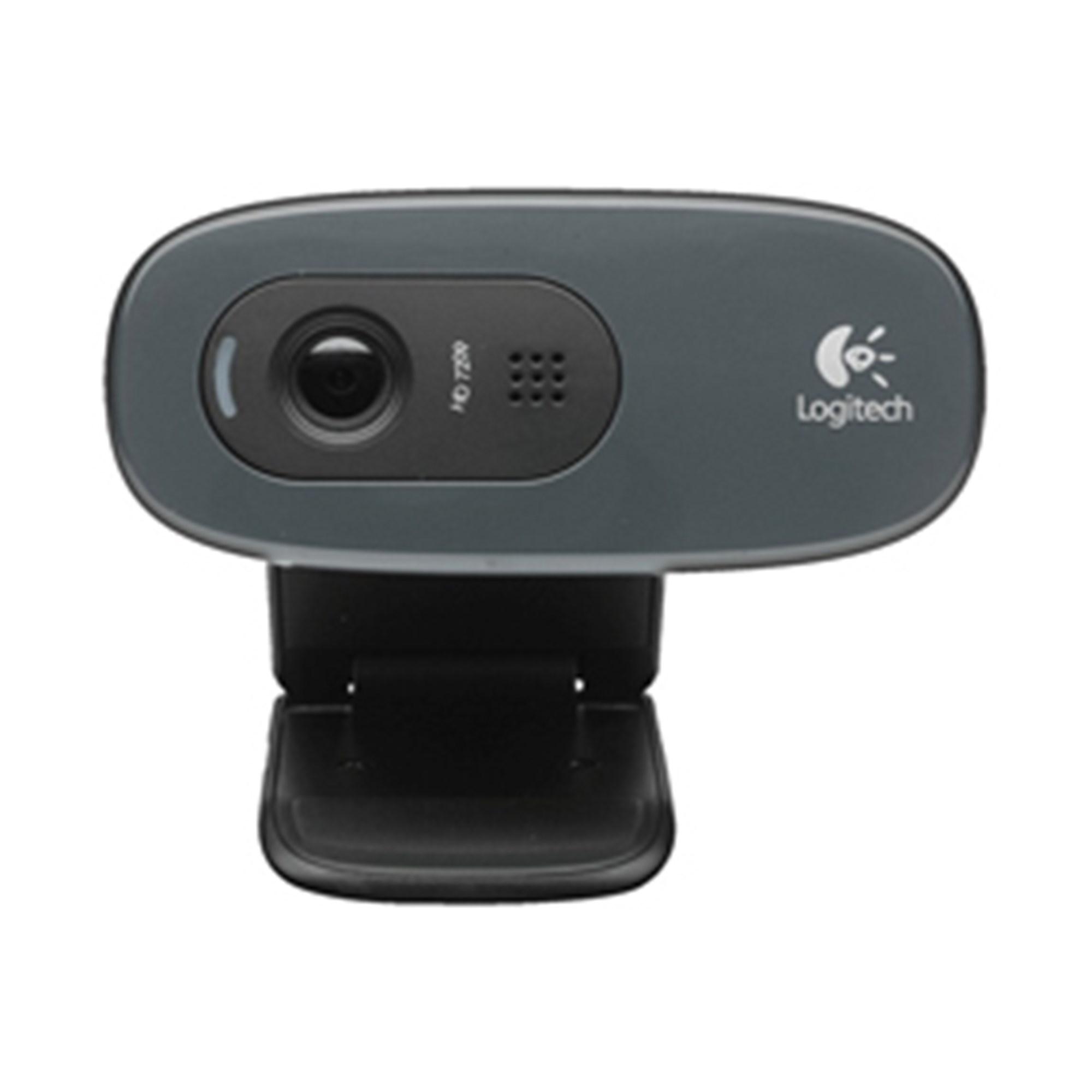 Billede af Logitech, C270 HD Webcam, Black