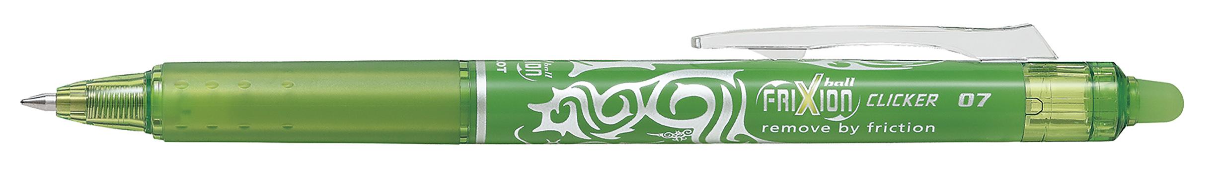 Image of   Frixion Clicker m/klik 0,7 limegrøn