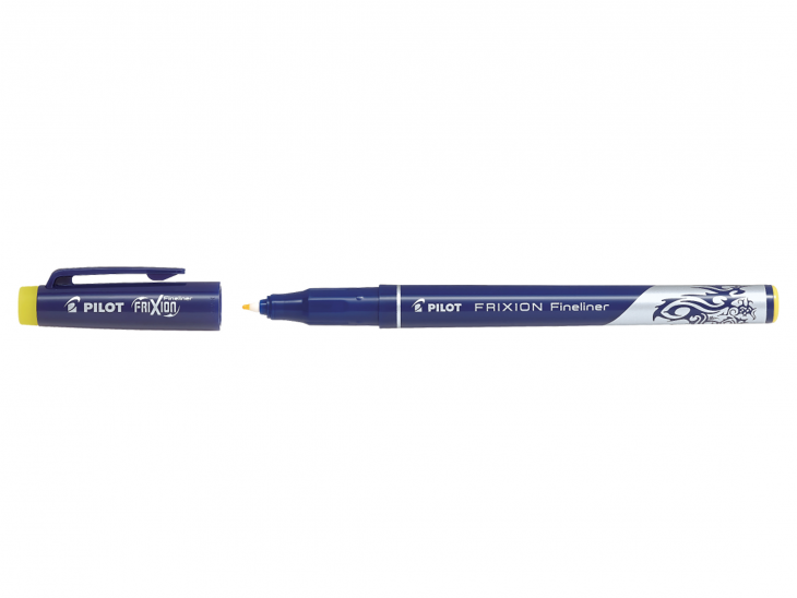 Image of   Frixion Fineliner 1,3mm gul