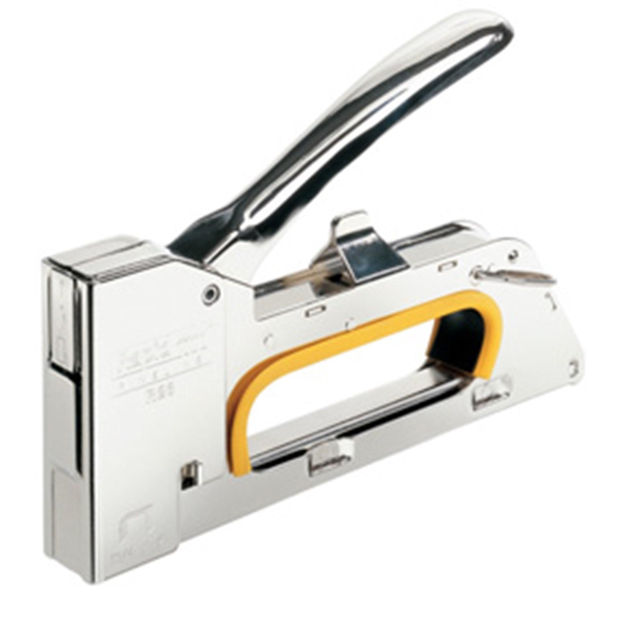 Image of   Hæftepistol R23E prof stål blister