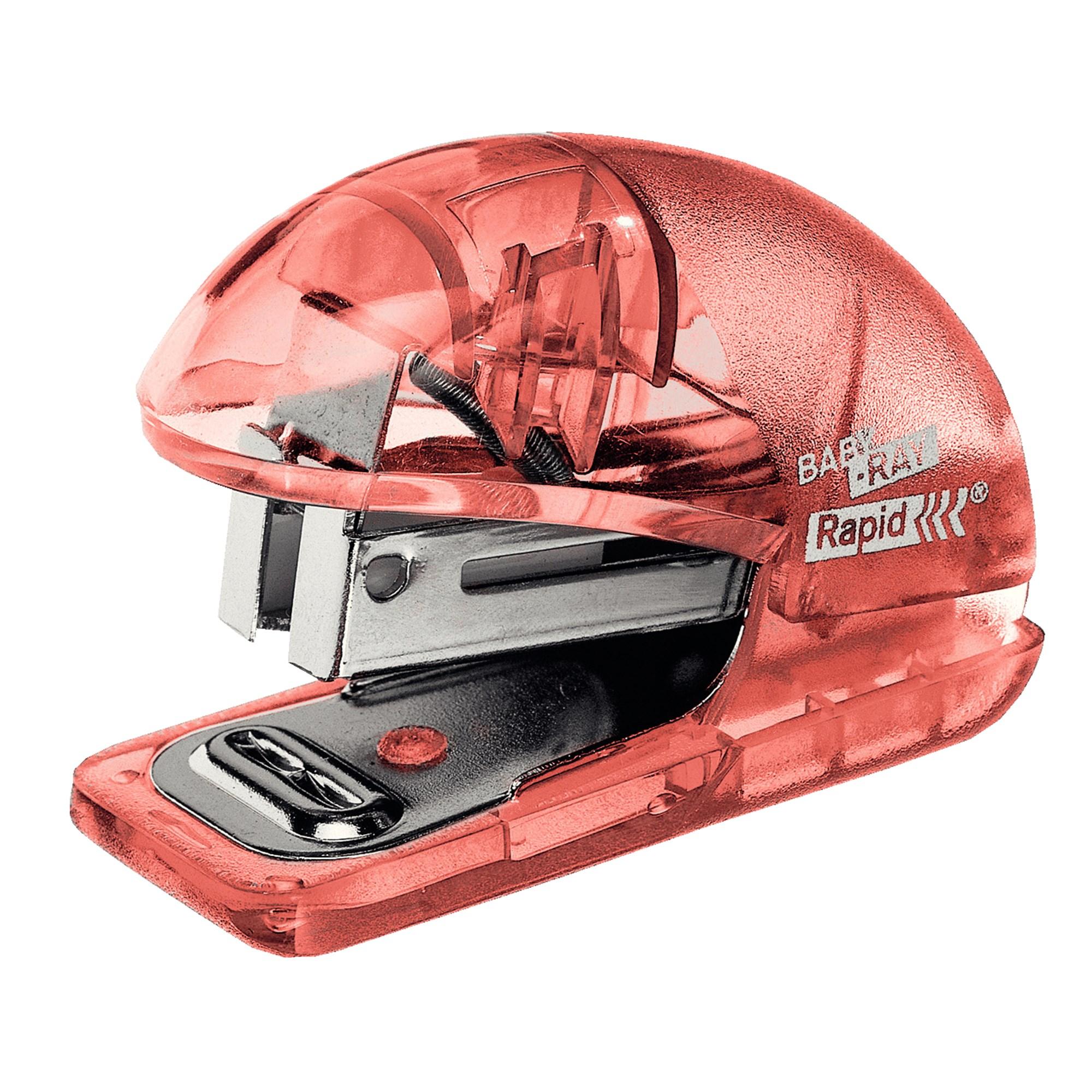 Image of   Hæftemaskine Colour'Ice t/10ark+klammer abrikos
