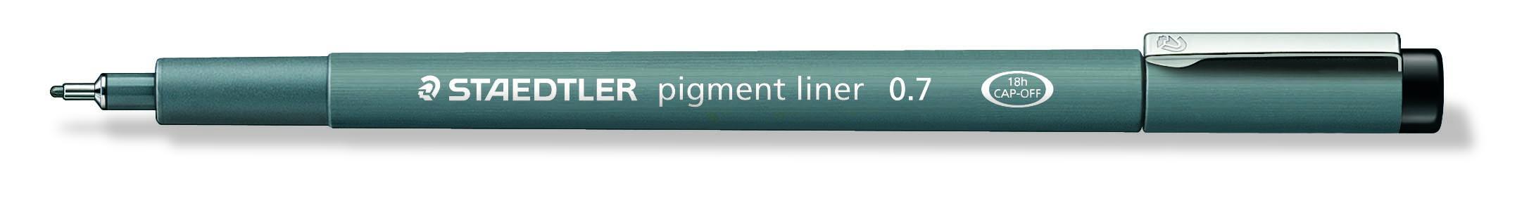 Image of   Fineliner pigment liner 0,7mm sort