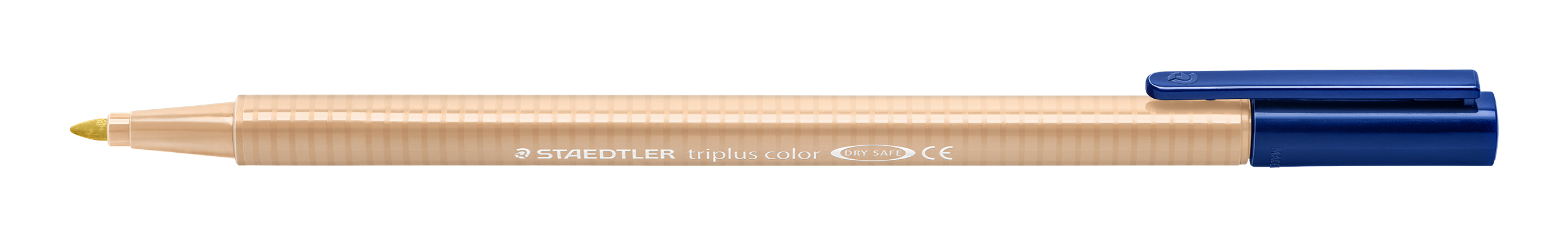 Image of   Fiberpen Triplus Color 1,0mm fersken - STA323430