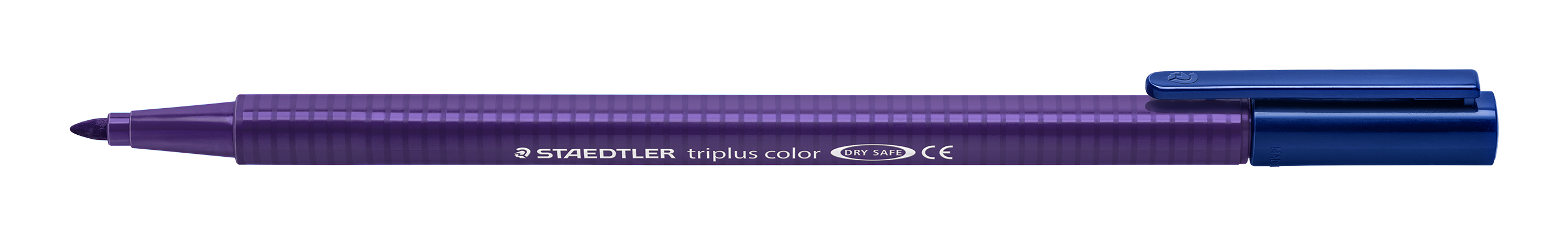 Image of   Fiberpen Triplus Color 1,0mm lilla - STA32369