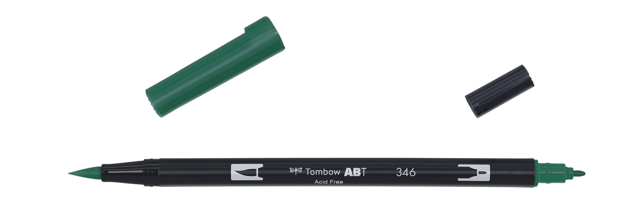 Image of   Marker Tombow ABT Dual Brush 346 sea green