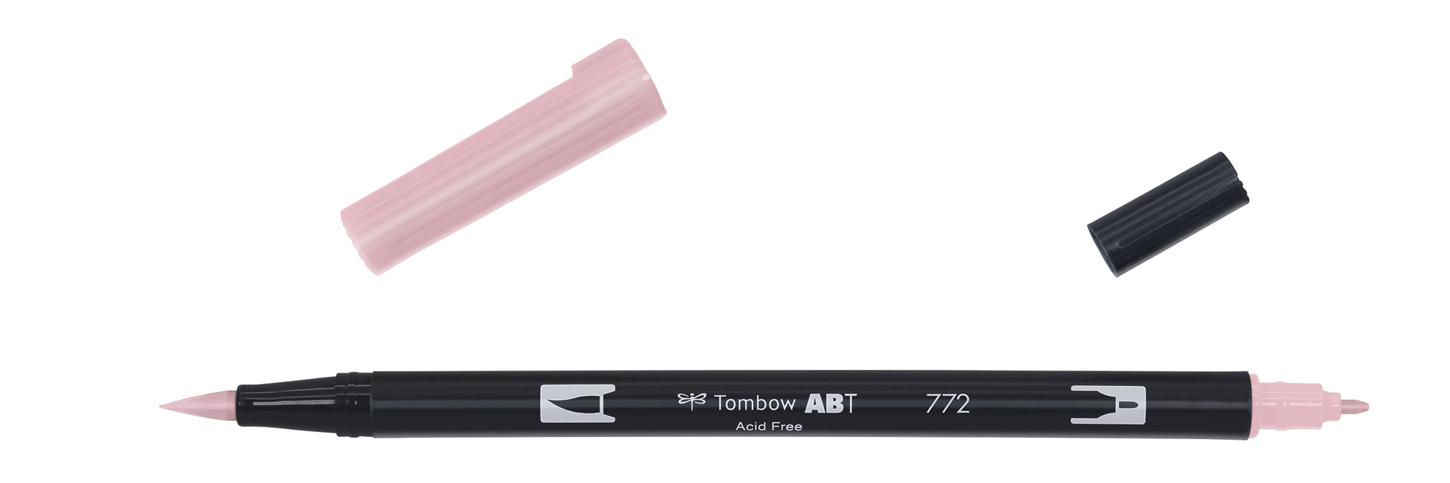 Image of   Marker Tombow ABT Dual Brush 772 blush