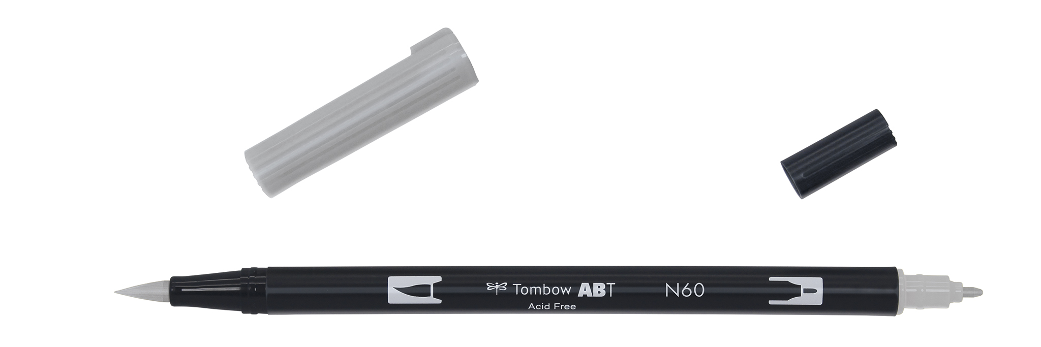 Image of   Marker Tombow ABT Dual Brush N60 cool grey 6