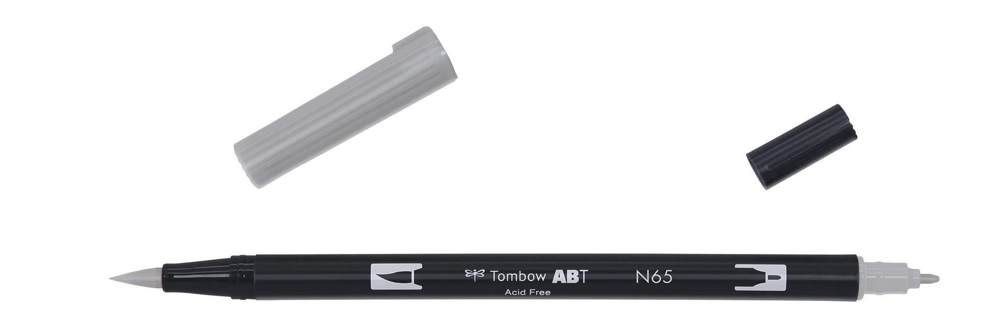 Image of   Marker Tombow ABT Dual Brush N65 cool grey 5