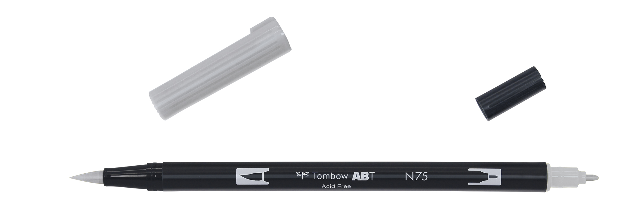 Image of   Marker Tombow ABT Dual Brush N75 cool grey 3