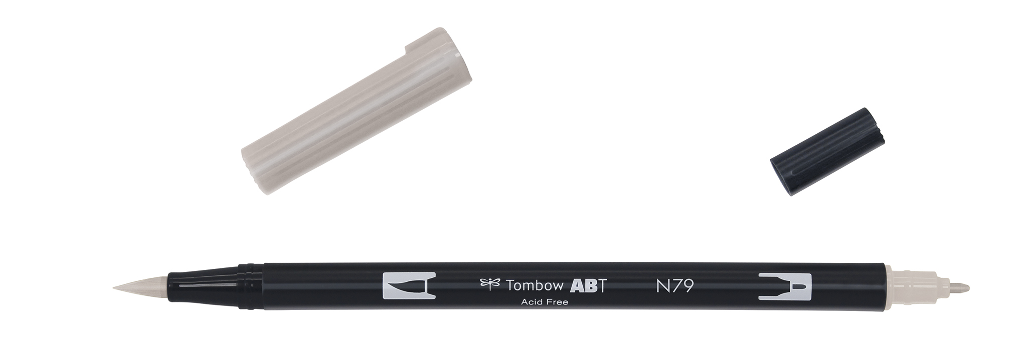 Image of   Marker Tombow ABT Dual Brush N79 warm grey 2