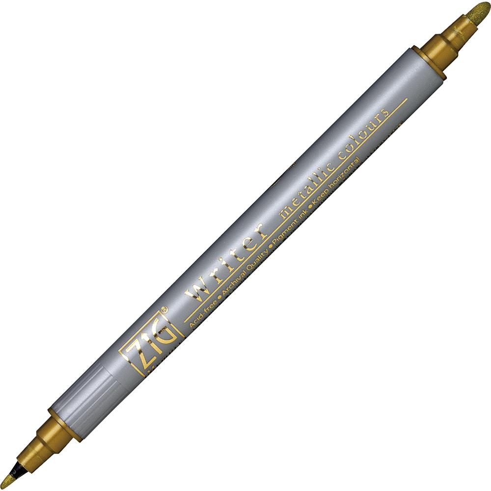Image of   ZIG Metallic Writer MS-8000 guld