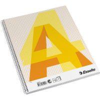 Esselte A4 Kollegieblok, 70 kvadreret ark