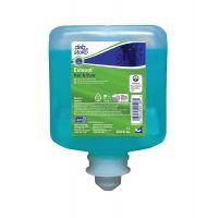 Deb Stoko, Estesol Hair & Body badesæbe m. renseffekt, m. parfume og farve, refill, 1 L