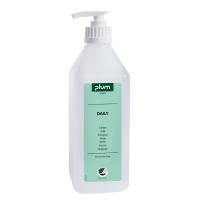 plum-daily-cremesaebe-svanemaerket-uden-farve-og-parfume-i-pumpeflaske-600-ml-108948