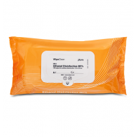 Plum Ethanol Disinfection Wipe Mini, desinfektionsklud, 100 stk.