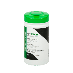 PalTech Multi Surface Antibacterial Wipes, desinfektionsserviet, 130x160 mm, 100 stk.