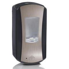 Pristine (tidl. Prime Source), sæbedispenser med sensor, LTX, sort/krom, 1200 ml