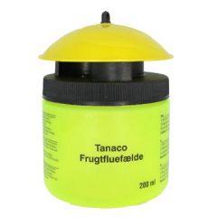 Tanaco Frugtfluefælde, inkl. 200 ml lokkemiddel