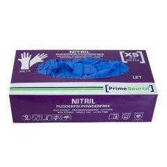 Prime Source LET engangshandsker, nitril, blå, 200 stk.