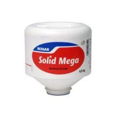 EcoLab Solid Mega, til middelhårdt vand, 4,5 kg