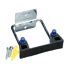 Tool flex redskabsholder, galvaniseret, 30-40 mm, 2 stk.