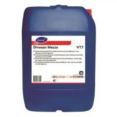 Divosan Mezzo, desinfektionsmiddel til CIP-anlæg, 20 liter