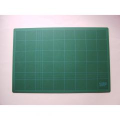 Skæreplade 45x30cm grøn
